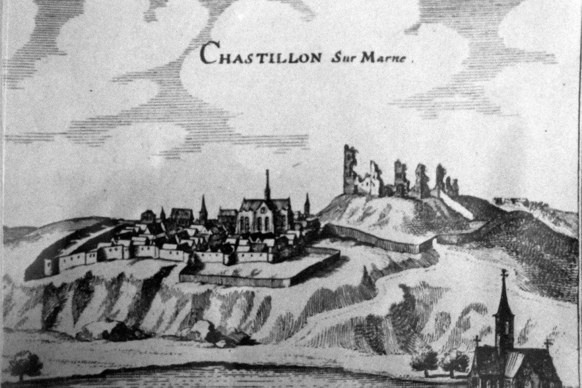 Chatillon sur Marne