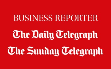 business reporter daily telegraph sunday telegraph logo