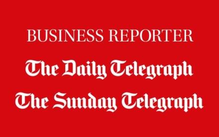 business reporter daily telegraph sunday telegraph logo