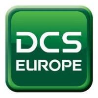 DCS Europe magazine logo square