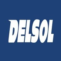 Delsol logo courier company