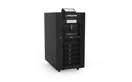 Riello UPS Multi Power new compact cabinet MPX