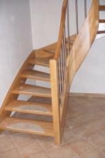 Treppen mit Graniteinlagen 05