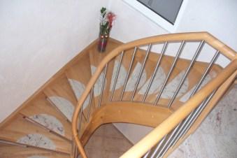 Treppen mit Graniteinlagen 04