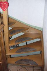 Treppen mit Graniteinlagen 22