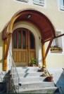 Haustür mit Vordach 02