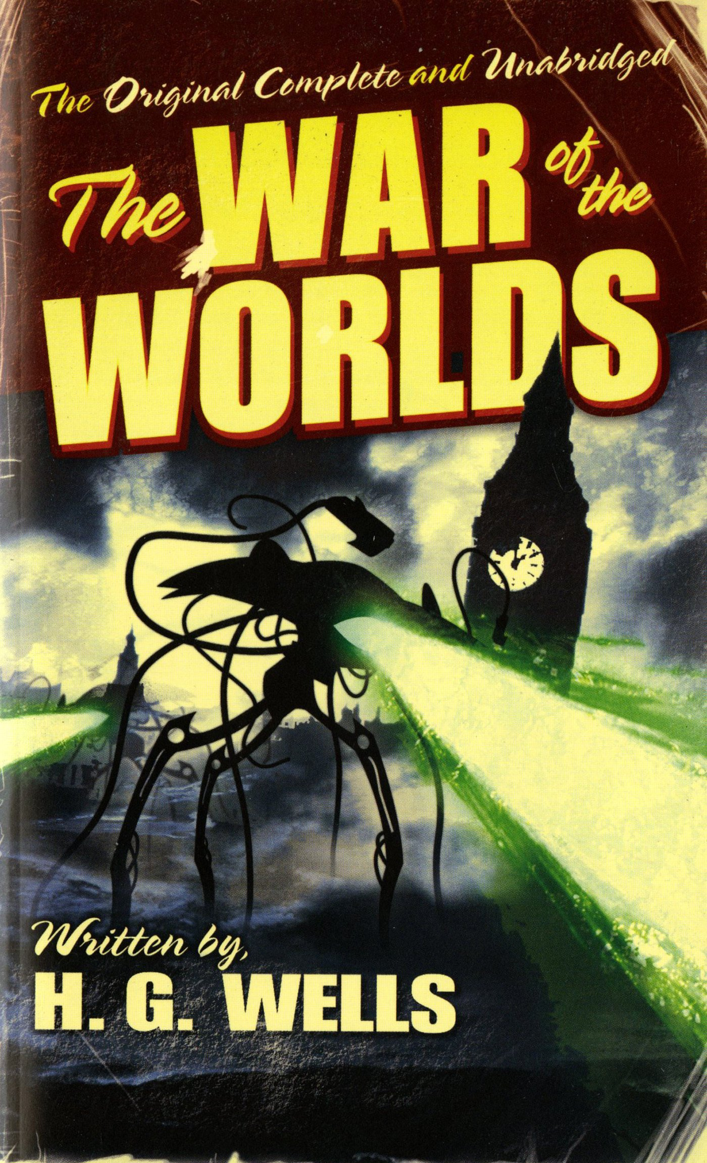 The War Of The Worlds Printables Classroom Activities