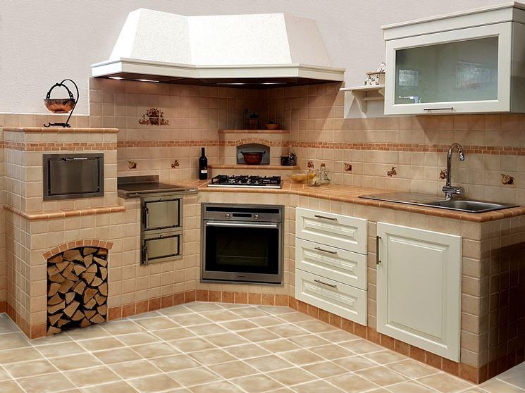 Cucine In Muratura Per Esterno Prezzi