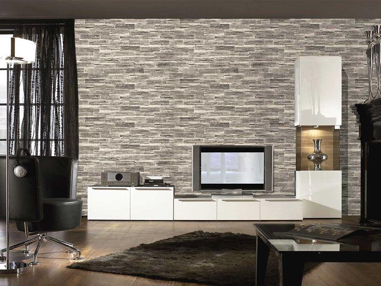 Nei rivestimenti interni si predilige rivestire una parete o un angolo per non appesantire troppo l'ambiente. Rivestimenti In Pietra Per Interni Rivestimenti Scegliere Rivestimento In Pietra Per Interni