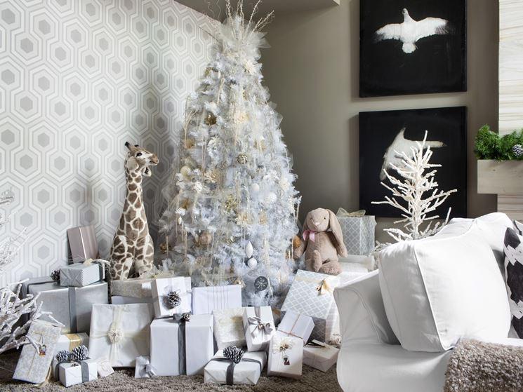 Albero Di Natale Shabby Chic Bricolage Idee Per Un