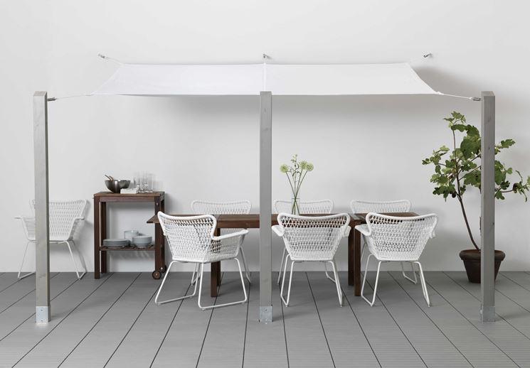 Trova tantissime idee per tende da sole a rullo per esterni ikea. Tenda Parasole Tende Da Sole Tende Protezione Sole