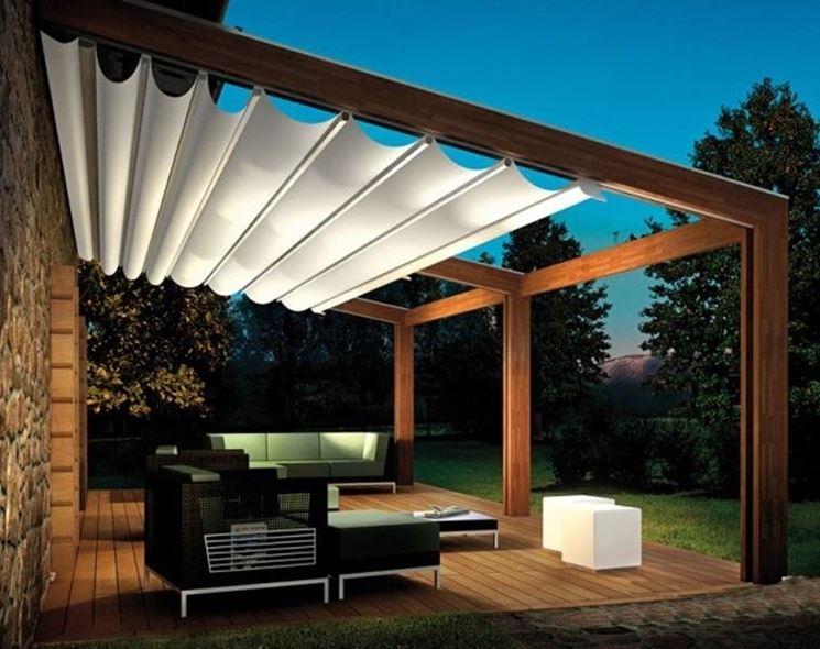 Vivere lo spazio esterno in tutte le stagioni, creare un angolo di relax per noi e per i nostri cari, ma anche aumentare la. Tende Da Esterno Impermeabili Tende Da Sole