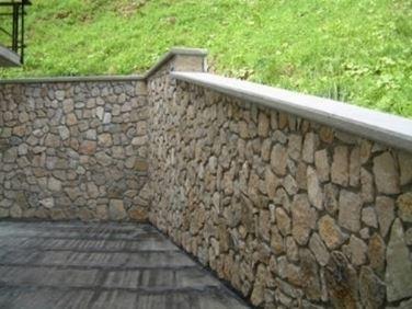 Muri Di Cinta Muratura Caratteristiche Dei Muri Di Cinta