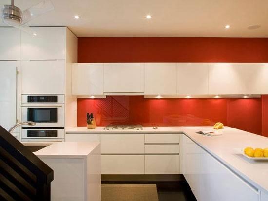 Dipingere la cucina e il bagno. Colore In Cucina Pitturare