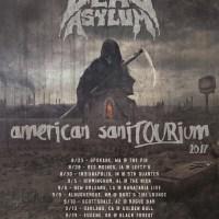 DEAD ASYLUM Declares 'Death Always Wins' With Pre-Release Stream; Tour Dates
