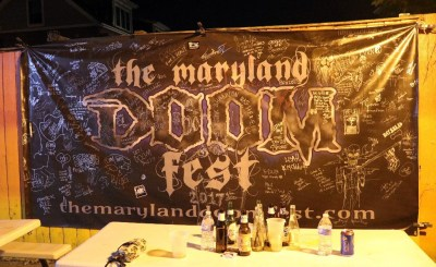MDDF Banner of Love - Photo by Leanne Ridgeway