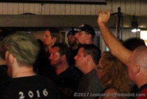 JB Matson MDDF Organizer takes in a set - Photo by Leanne Ridgeway