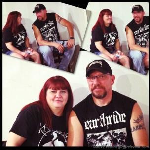 Mr. & Mrs. JB Matson of MDDF - Photo by Leanne Ridgeway