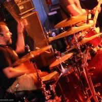 FOUR ON THE FLOOR #2: MICHAEL WALTER of WO FAT - Brendan Burns' Drummer Spotlight