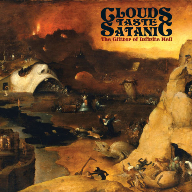 """CLOUDS TASTE SATANIC Share """"Violence Part III"""" Video From"""