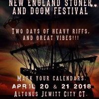 NEW ENGLAND STONER AND DOOM FESTIVAL Announcement!
