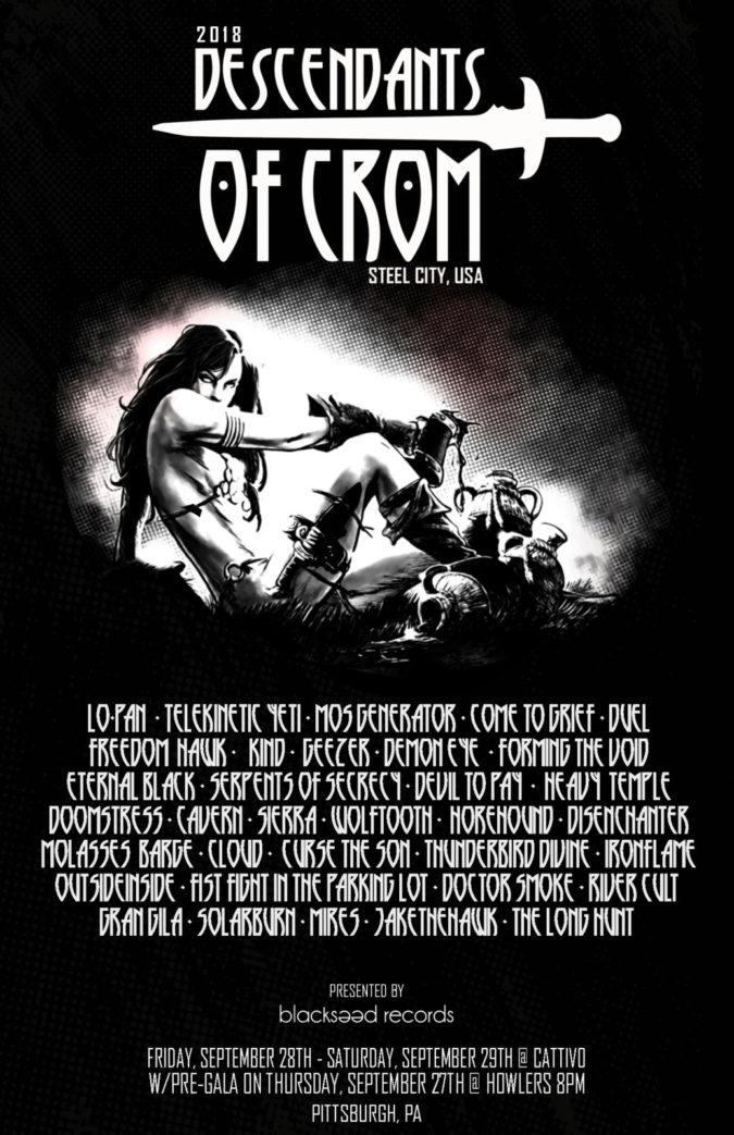 Descendants Of Crom 2018 Poster R2