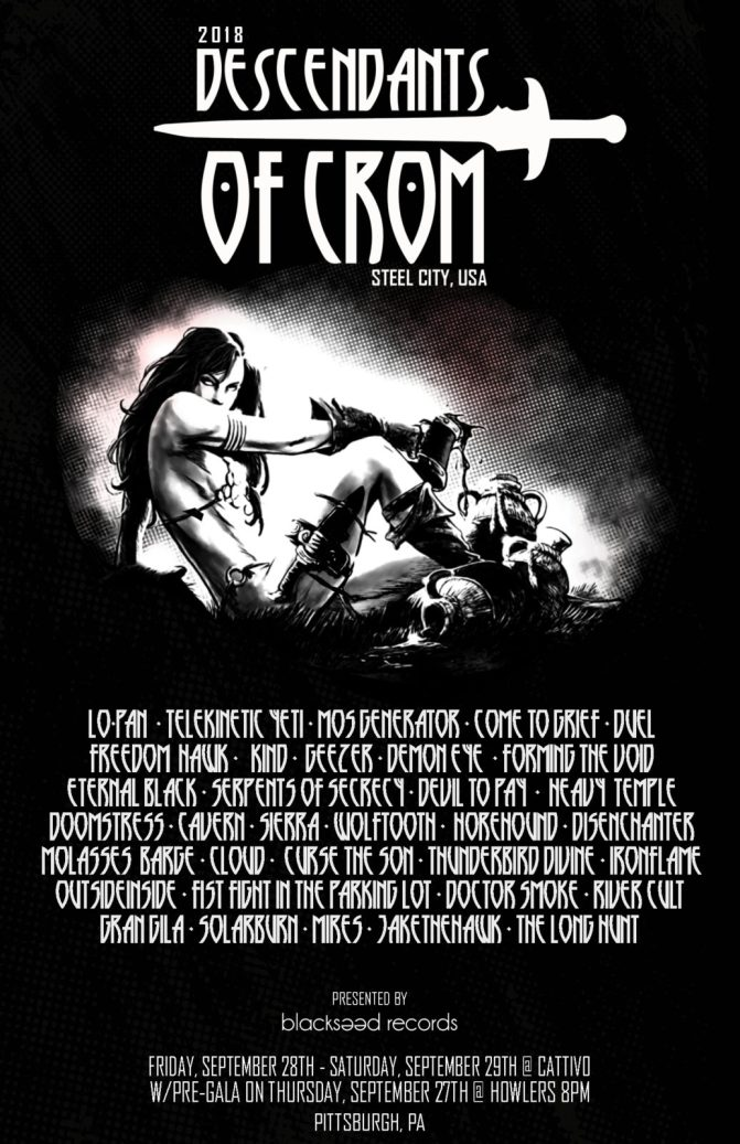 Descendants Of Crom 2018 Poster R2