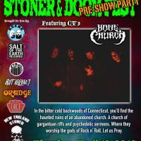 NEW ENGLAND STONER AND DOOM FESTIVAL Lineup Revealed & VIP Team Member Contest