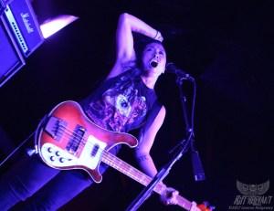 Year Of The Cobra @ Psycho Las Vegas 2017 (Photo by Leanne Ridgeway, Riff Relevant)