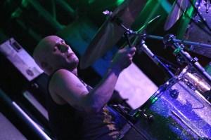 Jon Barrysmith of Year Of The Cobra @ Psycho Las Vegas 2017 (Photo by Leanne Ridgeway, Riff Relevant)