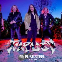 THRUST Premiere 'Sorceress' Official Video From Upcoming 2018 Pure Steel Records Release