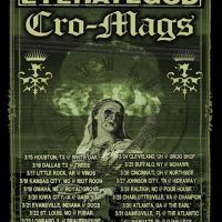 EYEHATEGOD & CRO-MAGS Unite For Spring US Tour; BUZZOV*EN On Select Dates