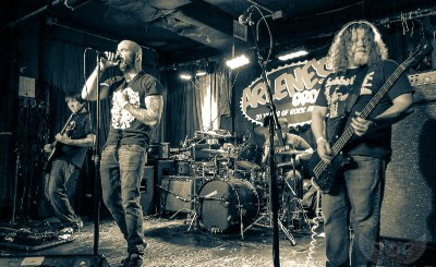 The Age Of Truth, at Arlene's Grocery for Ode To Doom on11/18/2017, Photos: Leanne Ridgeway