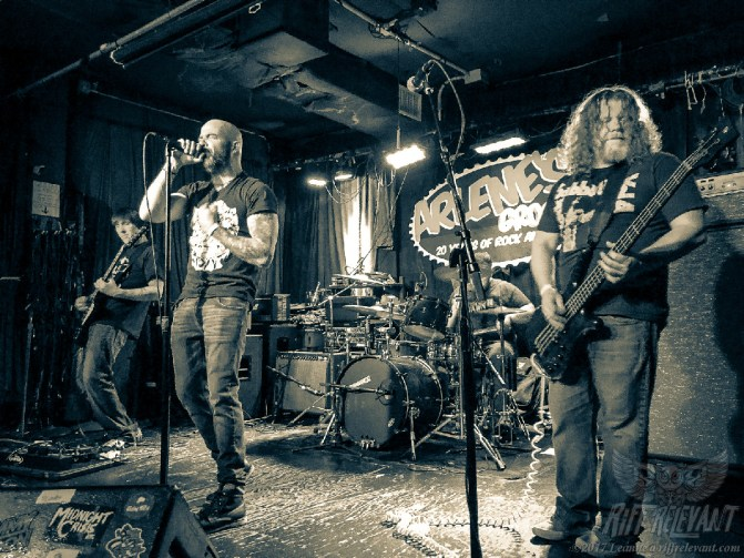 The Age Of Truth, at Arlene's Grocery for Ode To Doom on 11/18/2017, Photos: Leanne Ridgeway