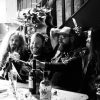 THE DEATH WHEELERS Rev Up As 'I Tread On Your Grave' Announced; Title Track Streaming