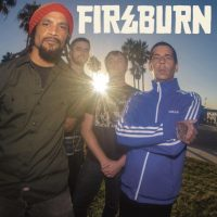 FIREBURN [Current Bloodclot, Nails / Former Bad Brains, Danzig Members] Stream 2-Song EP; Live Dates