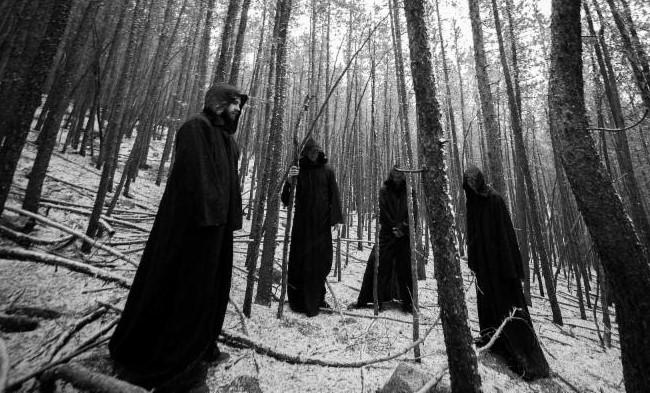 GREEN DRUID Perform Psychedelic 'Ritual Sacrifice