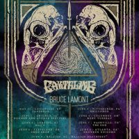 INTER ARMA, EARTHLING And BRUCE LAMONT Announce Spring U.S. Tour