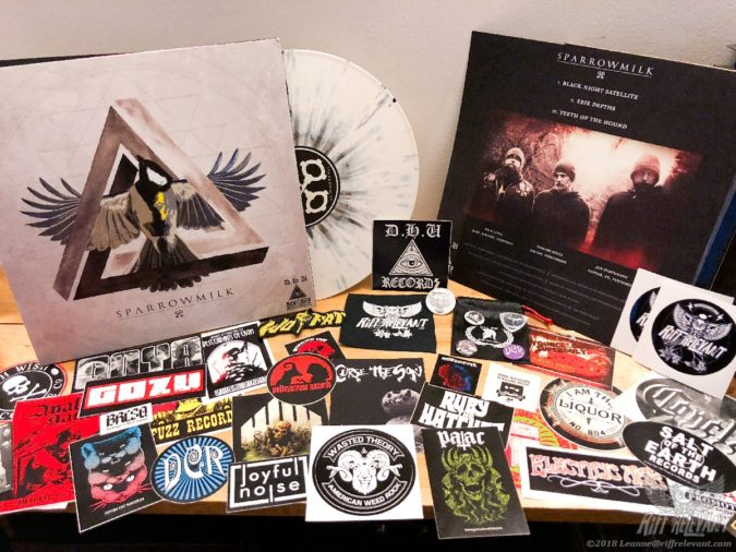 Sparrowmilk Vinyl Edition (Prize Package 1)