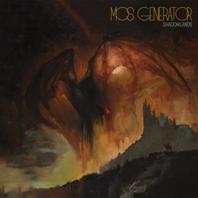 MOS GENERATOR 'Shadowlands' Album Review & Stream; New Tour Dates; Appearing @ Hellfest & Descendants Of Crom