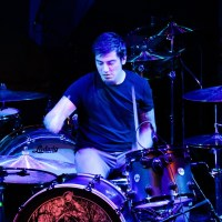 FOUR ON THE FLOOR #5: Jono Garrett Of MOS GENERATOR & TURBID NORTH [Brendan Burns' Drummer Spotlight]