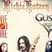 RITCHIE KOTZEN-VINNIE MOORE-GUS G. To Unite For Fall U.S. Shows