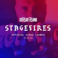 DOLLAR LLAMA Ignites 'Stagefires' Official Video