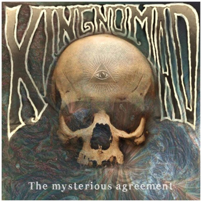 Exclusive Premiere: KINGNOMAD Debut 'The Mysterious Agreement' Single From 'The Great Nothing' out 7/6 via Ripple Music