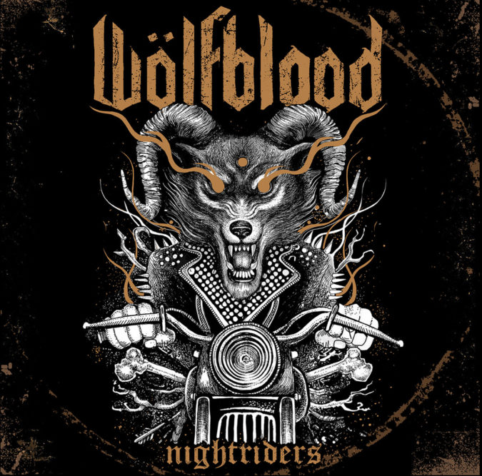 WÖLFBLOOD 'Nightriders' EP Review & Stream [NYP Item] – Riff