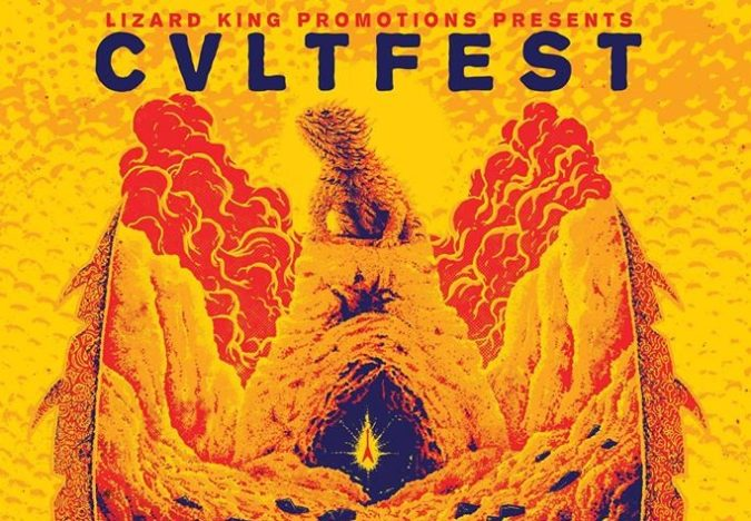 Second Annual CVLTFEST Announced: 13 U.K. Based Bands To Bring The Noise To 2018 Edition