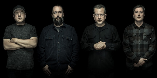 CLUTCH Annc. 2019 U.S. Tour Supporting 'Book Of Bad Decisions'
