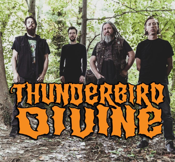 Riff Relevant Interviews: THUNDERBIRD DIVINE; 'Magnasonic' Album Set For Vinyl Release