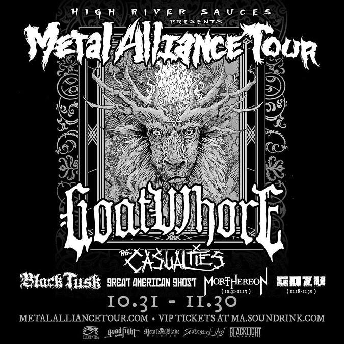 Gozu Metal Alliance Tour