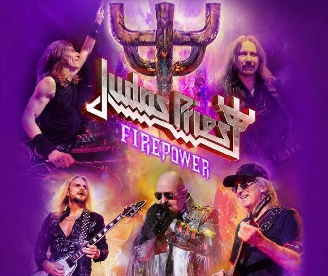 JUDAS PRIEST N. American 'Firepower Tour' 2019 w/ URIAH HEEP